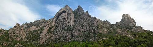 Punta di lu Lurisincu (545m),...