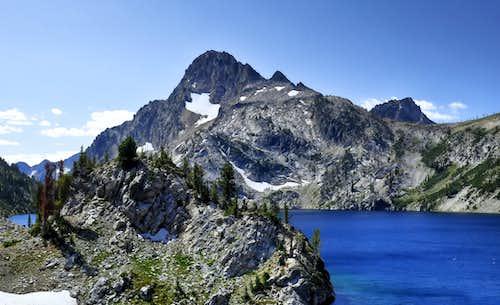 Sawtooth Lake and Regan