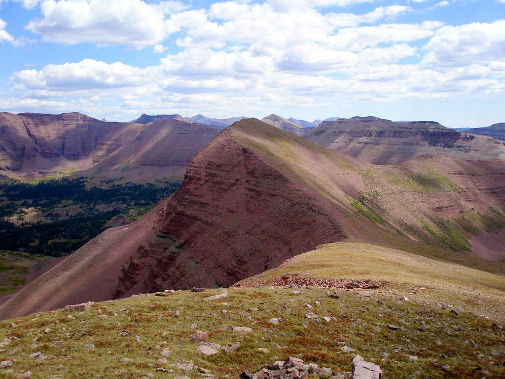 West Oweep Peak