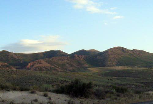 Redrock Peak (UT)