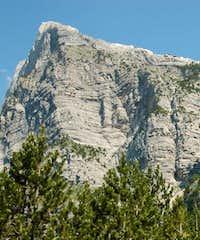 Mt. Arapit Eastern Shoulder
