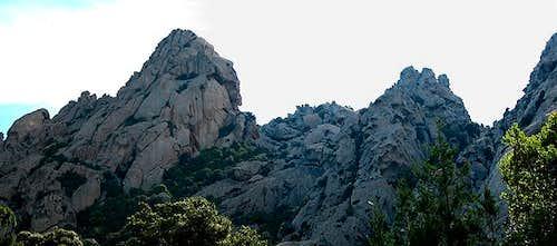 Punta Balbacanu (420m), May...