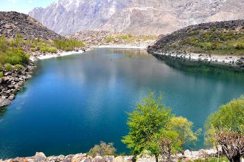 Upper Kachura Lake 2500-M Skardu Baltistan