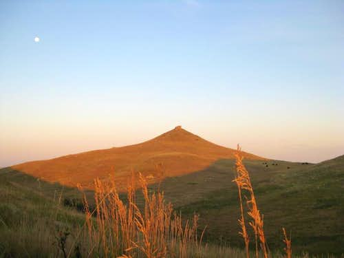 Whetstone Butte