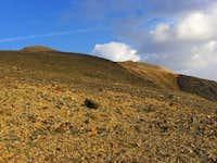 Random Hillside in route to White Mountain