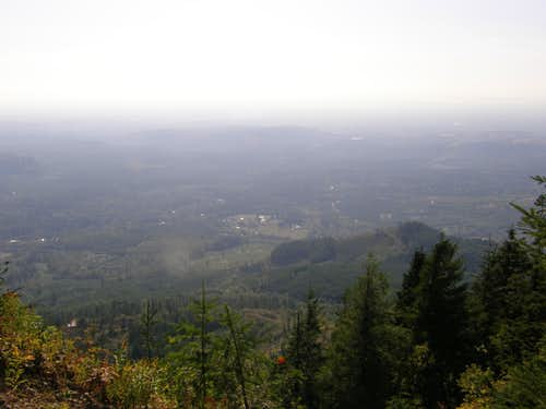 Views from McDonald Mountain Tower