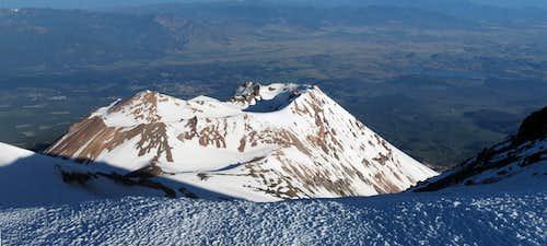 SHASTINA pano from Shasta crater