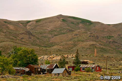 Tuscarora, Nevada