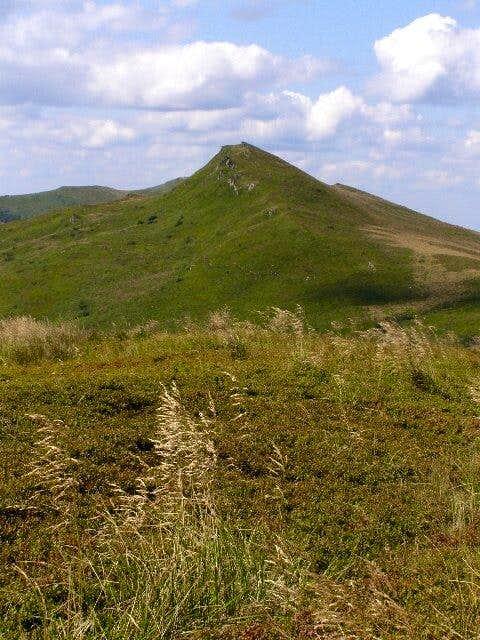 Mount Kopa Bukowska (1320 m)