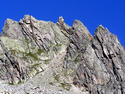 Hochschijen S ridge