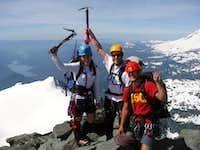Summit, Shuksan 7-04-09