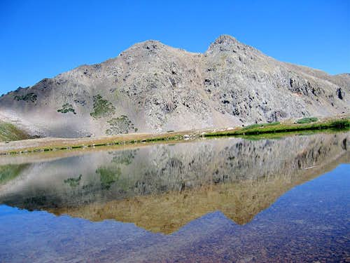 Larson Peak & Petroleum Lake