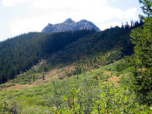 Larson Peak