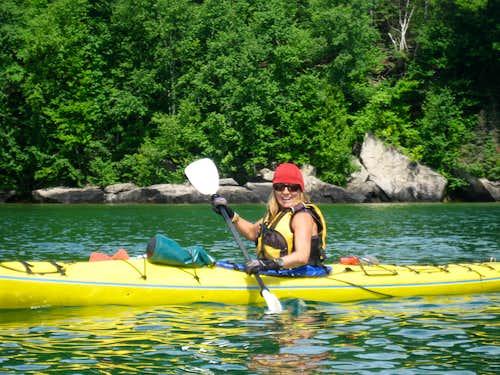 2009 Lake Superior, Munising Bay, MI