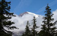Mt. Rainier - Beauty in the Clouds