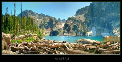 Goat Lake Outlet