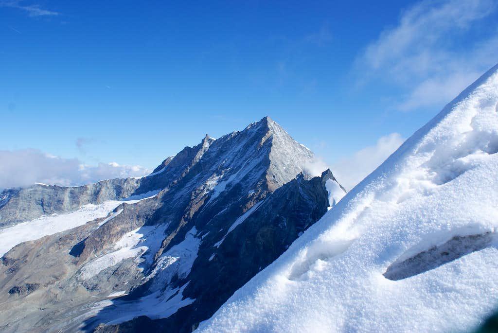 Weisshorn Shali-ridge