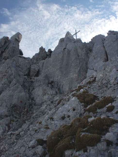 Summit Hinterer Goinger Halt...