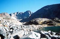 Granite Peak from the South
