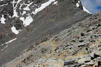 Borah Peak ridge