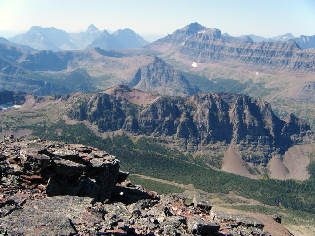 Never Laughs Mountain (GNP)
