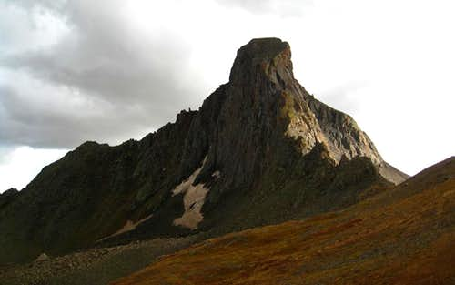 Wetterhorn NW Ridge