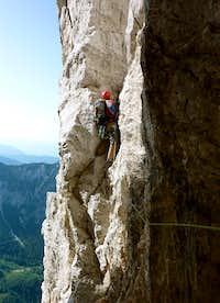 Devils Pillar V,600 m
