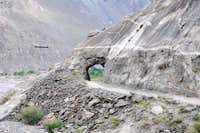 Road to Askole Baltistan