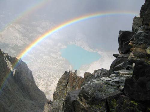 Pot of Gold on Temple Crag