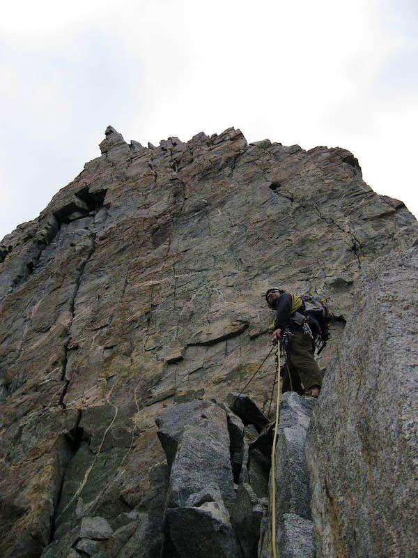 Sun Ribbon Arete Climbing Hiking Amp Mountaineering