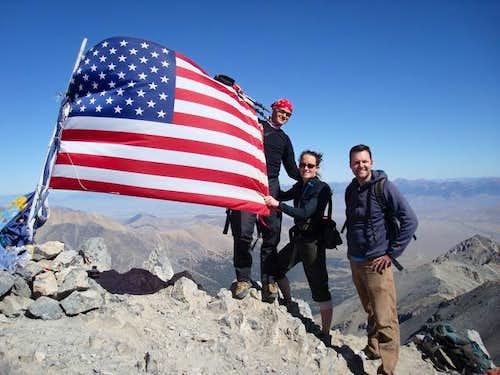 Borah Peak, Summit Photo