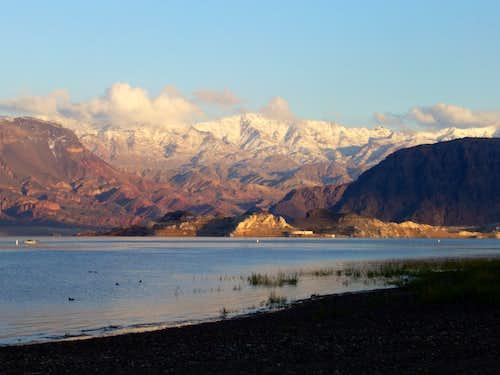 Boulder Beach Lake Mead NRA