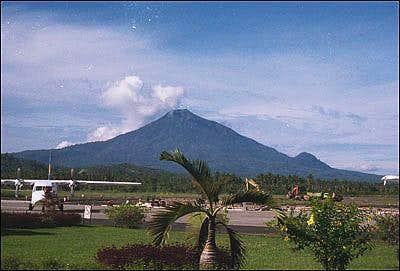 Mt Klabat