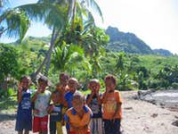 School\'s Out, Waya Island, Fiji