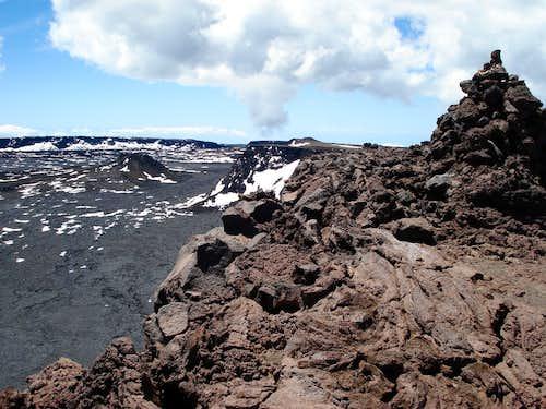 Mokuaweoweo Crater