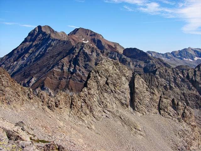 Eriste Norte (3.045m)