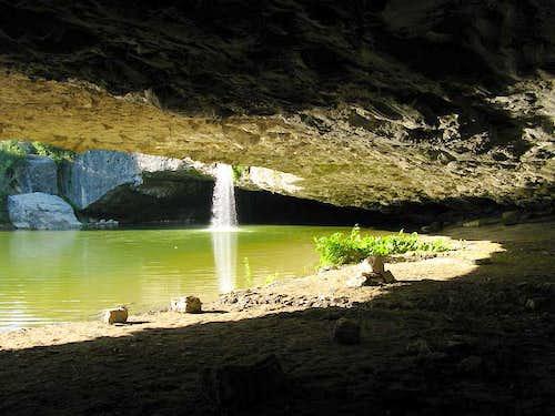 Beautiful cave...