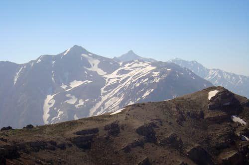 Eastern Dena Range