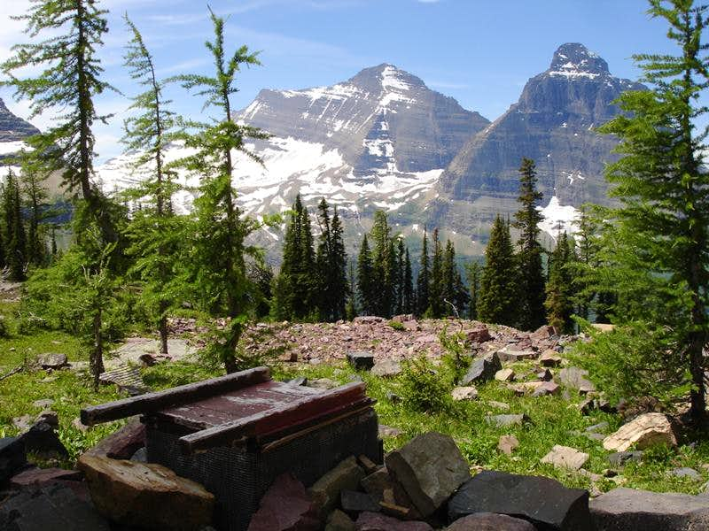 Loo With a View, Glacier NP