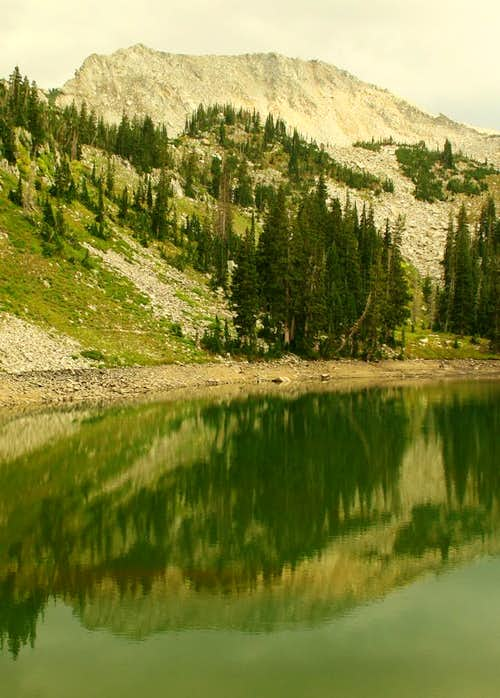 Thursday hike to Red Pine Lake