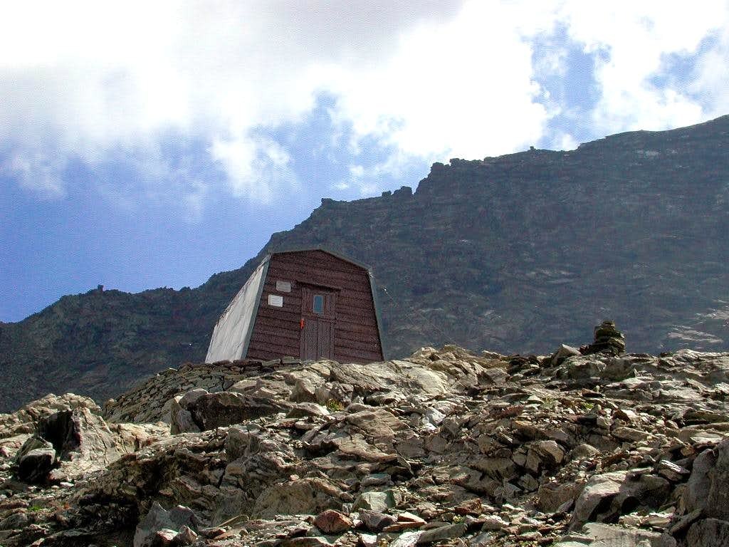 <font color=ff7000>⌂</font>Alpine BIVOUACS in the Aosta Valley &quot;Valgrisenche Valley&quot;