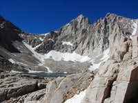 To Mt Whitney Constitition Lake 11680 ft