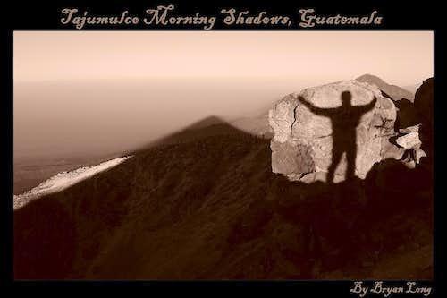 Tajumulco Summit