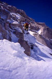 Daniel Krasner leading on the...