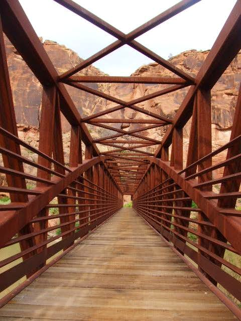 Gunnison River Bridge
