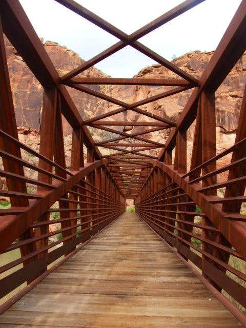 Gunnison River Bridge