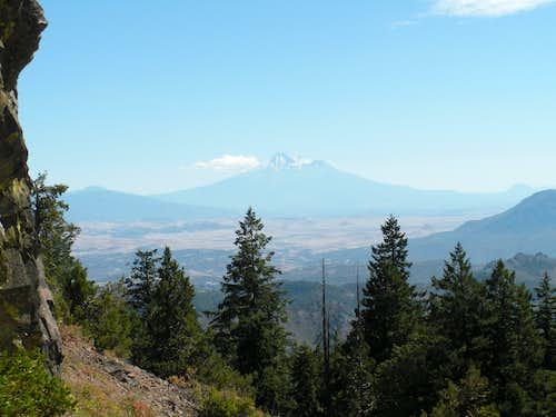 Shasta Valley from Pilot Rock