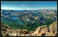 View From 10,211 ft
