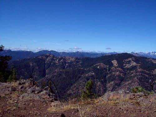 Elbow Peak Views
