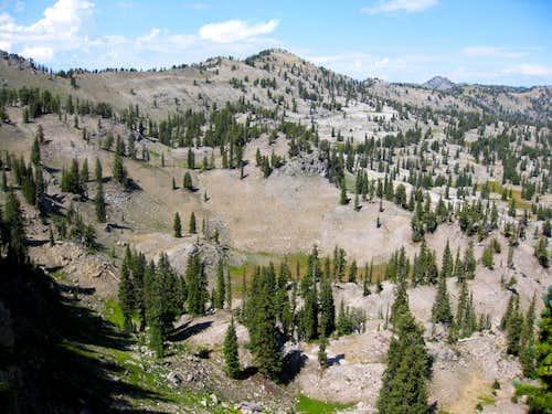 Bullen Hole Peak